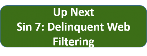 Penncomp green -S7 Delinquent web filtering